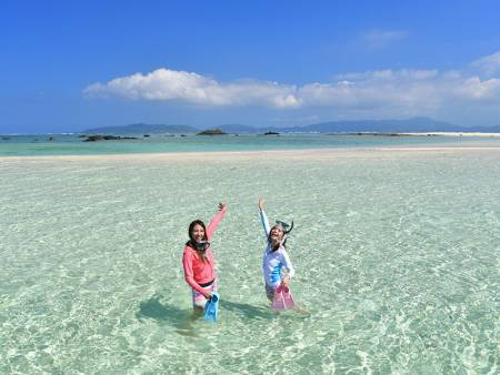 小浜島の海