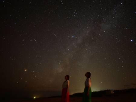 星空散歩ツアー