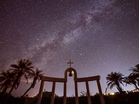 宮古島 夜空