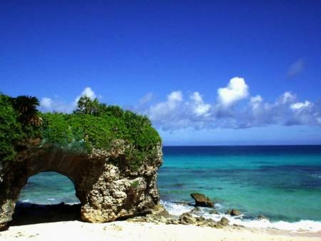 砂浜ビーチ