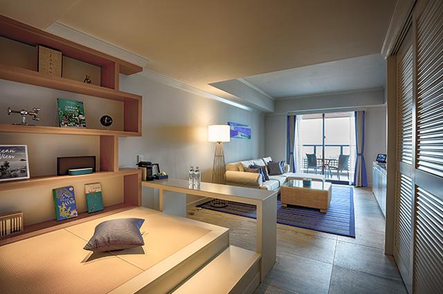 【ベイサイド】11階建<BR>デラックスルーム<BR>Deluxe Room