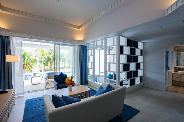 【ヒルサイド】3階建<BR>プールヴィラスイート<BR>Pool Villa Suite