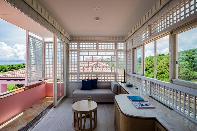 【ヒルサイド】3階建<BR>プールヴィラスイートメゾネット<BR>Pool Villa Suite Maisonette