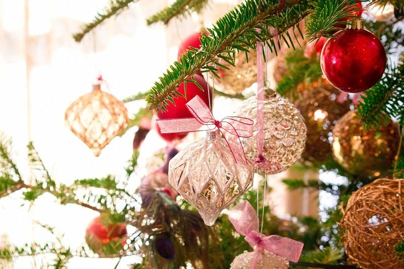 きらきら☆クリスマスツリー飾り